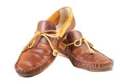 Zapatos de la vendimia fotografía de archivo