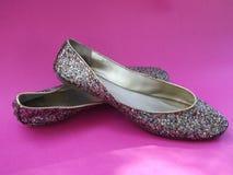Zapatos de las mujeres imagen de archivo libre de regalías