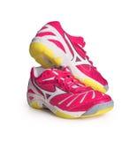 Zapatos de los deportes Fotos de archivo libres de regalías
