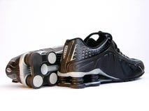 Zapatos de los deportes Foto de archivo
