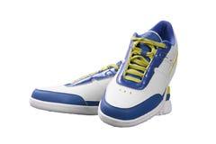 Zapatos de los deportes Imagen de archivo libre de regalías
