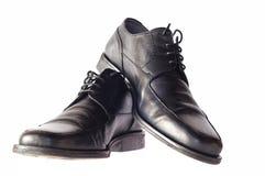 Zapatos de los hombres. Imágenes de archivo libres de regalías