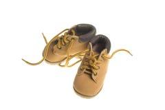 Zapatos de los niños Imágenes de archivo libres de regalías