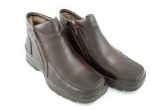 Zapatos de los pares Foto de archivo libre de regalías
