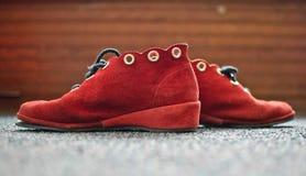 Zapatos de Nueva York Fotos de archivo