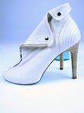 Zapatos del alto talón Foto de archivo libre de regalías