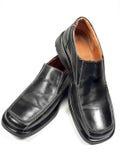 Zapatos del asunto Imágenes de archivo libres de regalías