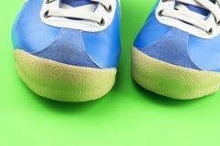 Zapatos del club imagenes de archivo