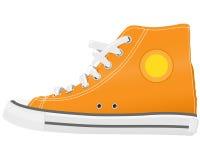 Zapatos del deporte Stock de ilustración