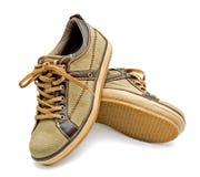 Zapatos del deporte Foto de archivo libre de regalías