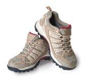 Zapatos del deporte aislados Imagen de archivo libre de regalías