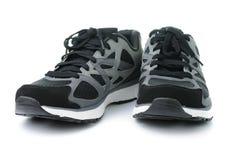 Zapatos del deporte de los hombres Foto de archivo libre de regalías