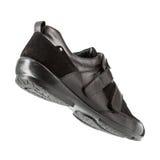 Zapatos del deporte de los hombres en un fondo blanco Imagenes de archivo