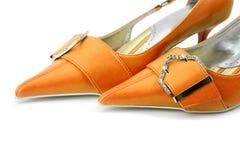 Zapatos del encanto Imagen de archivo libre de regalías