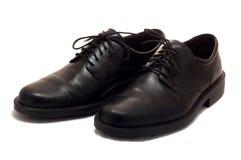 Zapatos del hombre Foto de archivo