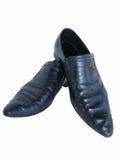 Zapatos del hombre Fotos de archivo libres de regalías