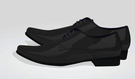 Zapatos del hombre libre illustration