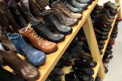 Zapatos del invierno foto de archivo libre de regalías