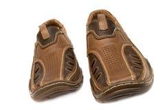Zapatos del Mens imagenes de archivo