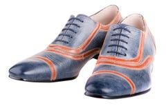 Zapatos del Mens imagen de archivo libre de regalías