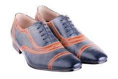 Zapatos del Mens fotografía de archivo libre de regalías