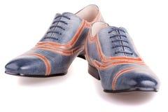 Zapatos del Mens fotos de archivo libres de regalías
