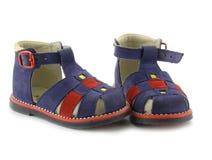Zapatos del niño fotos de archivo libres de regalías