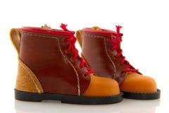 Zapatos del ocio Imágenes de archivo libres de regalías