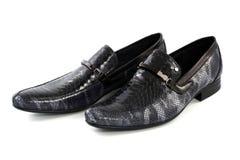 Zapatos del ` s de los hombres imágenes de archivo libres de regalías
