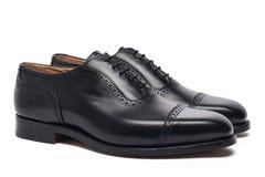 Zapatos del ` s de los hombres Foto de archivo