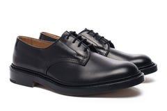 Zapatos del ` s de los hombres Imagenes de archivo