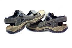 Zapatos del verano Imagen de archivo