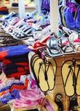 Zapatos del verano Imagenes de archivo
