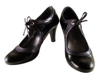 Zapatos elegantes Imagen de archivo libre de regalías