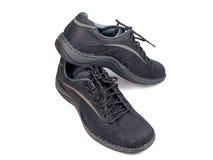 Zapatos elegantes del deporte Imagenes de archivo