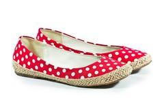 Zapatos femeninos Fotos de archivo