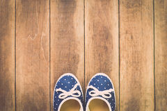 Zapatos femeninos del verano Foto de archivo libre de regalías