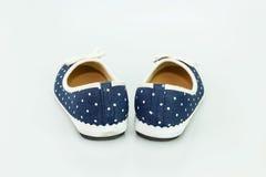 Zapatos femeninos del verano Fotografía de archivo libre de regalías