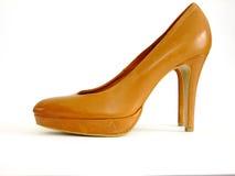 Zapatos formales Foto de archivo libre de regalías