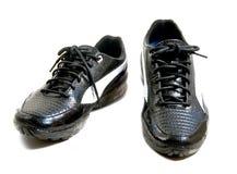 Zapatos frescos del entrenamiento Fotos de archivo