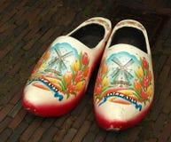 Zapatos holandeses Fotos de archivo libres de regalías