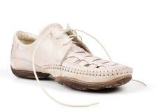 Zapatos inferiores Foto de archivo