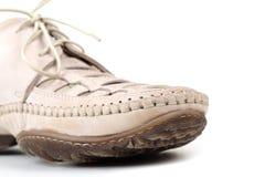 Zapatos inferiores Fotografía de archivo