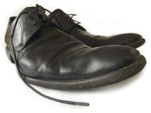 Zapatos italianos preferidos Imagen de archivo libre de regalías