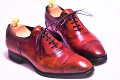 Zapatos japoneses de la marca imágenes de archivo libres de regalías