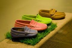 Zapatos modernos imagen de archivo