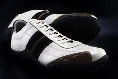 Zapatos ocasionales Imágenes de archivo libres de regalías