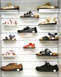 Zapatos ortopédicos Fotografía de archivo libre de regalías