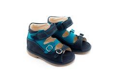 Zapatos ortopédicos Imagenes de archivo