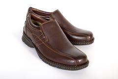 Zapatos para hombre Imagen de archivo libre de regalías